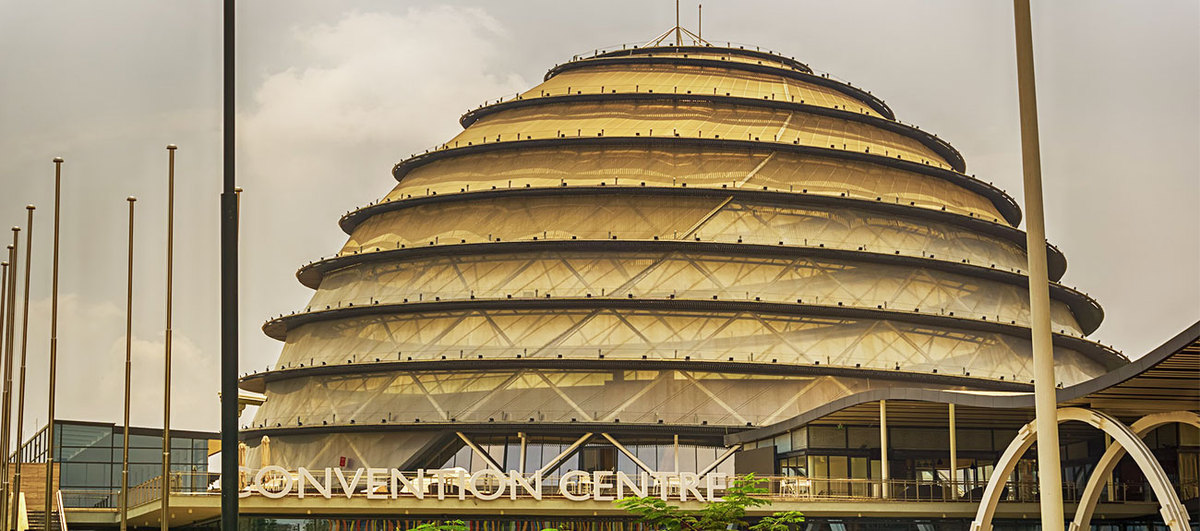 Online portal for visa application to Rwanda
